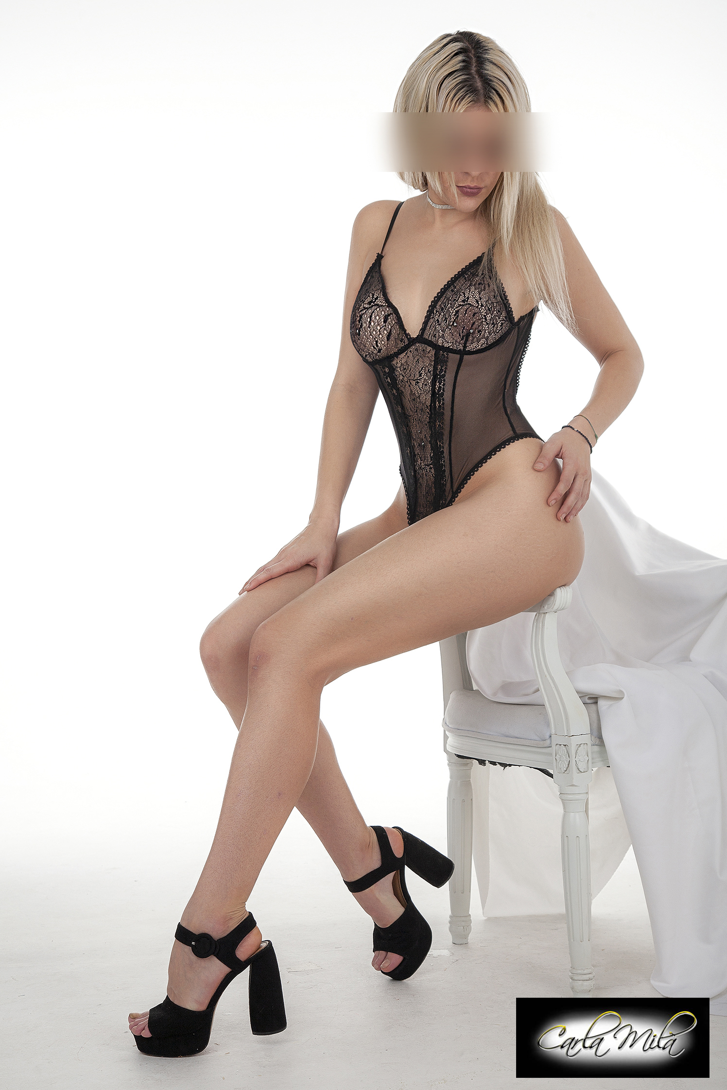 Ana. Escort Madrid