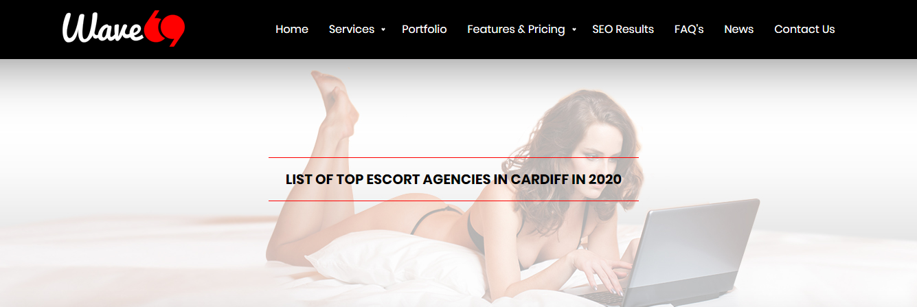 Top escort agencies in Cardiff