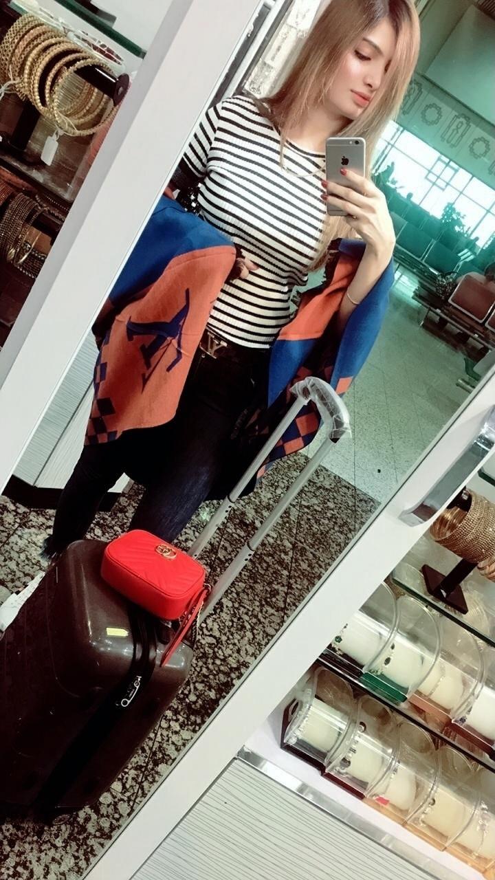 Alisha Escorts Girl +971588918126
