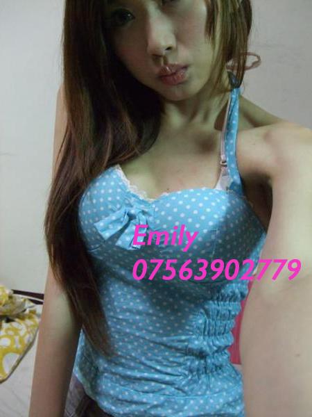 Oriental Massage Girl